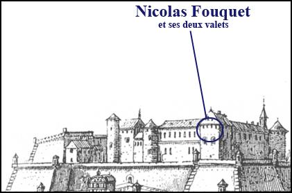 Citadelle de Pignerol en 1666
