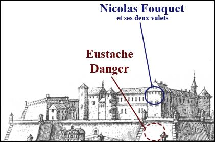 Citadelle de Pignerol en 1669